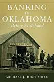 Book Cover Banking in Oklahoma Before Statehood