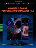 Book Cover ASE Automobile Test Readiness Series : Advanced Engine Performance Specialist - L1