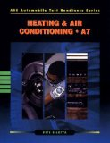 Book Cover ASE Automobile Test Readiness Series : Heating & Air Conditioning - A7