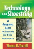 Book Cover Technology on a Shoestring: A Survival Guide for Educators and Other Professionals