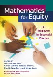 Book Cover Mathematics for Equity: A Framework for Successful Practice (Multicultural Education)