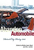 Book Cover Abandon Automobile: Detroit City Poetry 2001 (African American Life)