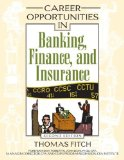 Book Cover Career Opportunities in Banking, Finance, and Insurance (Career Opportunities (Hardcover))