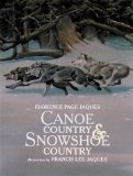 Book Cover Canoe Country and Snowshoe Country
