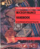 Book Cover Microfinance Handbook: An Institutional and Financial Perspective (Sustainable Banking with the Poor)