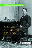 Book Cover Inventions of Thomas Alva Edison: Father of the Light Bulb and the Motion Picture Camera (Reading Power: 19th Century American Inventors)