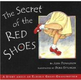 Book Cover The Secret of the Red Shoes