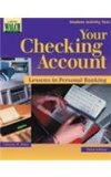 Book Cover Your Checking Account: Lessons In Personal Banking:grades 10-12