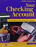 Book Cover Your Checking Account: Lessons in Personal Banking