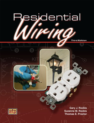 Book Cover Residential Wiring