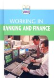 Book Cover Working In Banking And Finance (My Future Career)