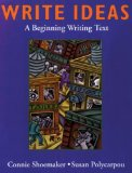 Book Cover Write Ideas: A Beginning Writing Text