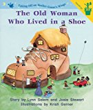 Book Cover Early Reader: The Old Woman Who Lived in a Shoe