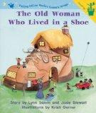 Book Cover Early Reader: The Old Woman Who Lived in a Shoe (Lap Book)