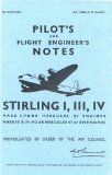 Book Cover Shorts Stirling I, III & IV -Pilot's Notes