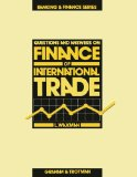 Book Cover Finance of International Trade (Banking and Finance Series)