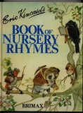 Book Cover Book of Nursery Rhymes