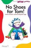 Book Cover No Shoes for Tom! (Pandas)