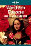 Book Cover Western Europe on a Shoestring (Lonely Planet )