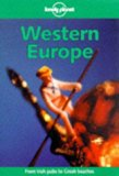 Book Cover Lonely Planet Western Europe (Lonley Planet on a Shoestring)