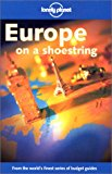 Book Cover Lonely Planet Europe on a Shoestring