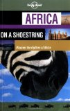 Book Cover Lonely Planet Africa on a Shoestring