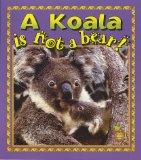 Book Cover A Koala Is Not a Bear! (Crabapples)