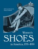 Book Cover Women's Shoes in America, 1795-1930