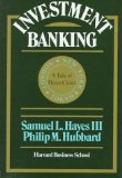 Book Cover Investment Banking: A Tale of Three Cities