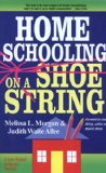 Book Cover Homeschooling on a Shoestring: A Jam-packed Guide