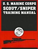 Book Cover U.S. Marine Corps Scout/Sniper Training Manual