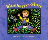 Book Cover Blueberry Shoe