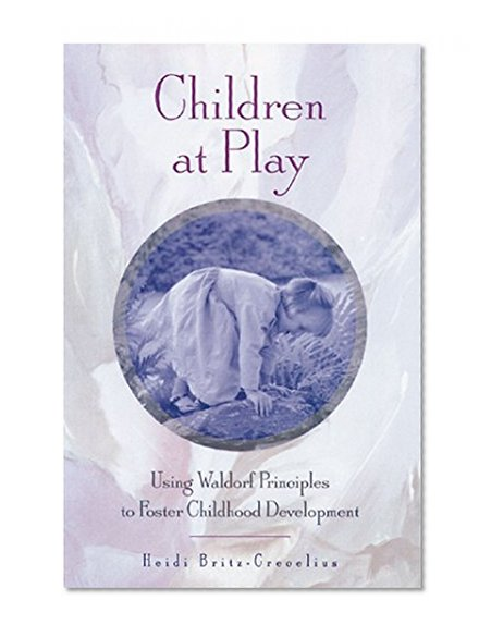 Book Cover Children at Play: Using Waldorf Principles to Foster Childhood Development