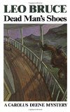 Book Cover Dead Man's Shoes: A Carolus Deene Mystery (Carolus Deene Series)