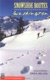 Book Cover Snowshoe Routes Washington
