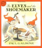Book Cover The Elves and the Shoemaker (Paul Galdone Classics)