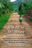Book Cover A Walk in My Shoes: Our Lives of Hope: An Oral History of the Artists of the