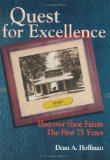 Book Cover Quest for Excellence: Hanover Shoe Farms--The First 75 Years
