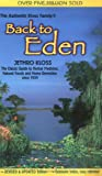 Book Cover Back To Eden