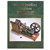 Book Cover Model Stirling Engines (Plan Sets From the Past)
