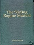 Book Cover Stirling Engine Manual (Vol 1)