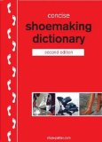 Book Cover Concise Shoemaking Dictionary