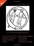 Book Cover Jane Austen - 8 Books In 1: Sense & Sensibility, Pride & Prejudice, Mansfield Park, Emma, Northanger Abbey, Persuasion, Lady Susan, and Love & Friendship