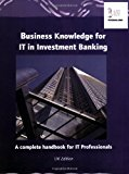 Book Cover Business Knowledge for It in Investment Banking (Bizle Professional)