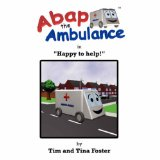 Book Cover Abap the Ambulance in