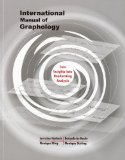 Book Cover International Manual of Graphology: Core Insights into Handwriting Analysis
