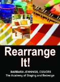 Book Cover Rearrange It! - How to Start an Interior Redesign Business
