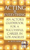 Book Cover ACTING IS EVERYTHING 11TH ED.