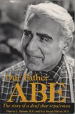 Book Cover Our Father Abe: The Story of a Deaf Shoe Repairman