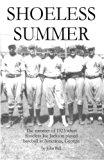 Book Cover Shoeless Summer
